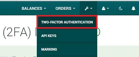 暗号通貨取引サイト「poloniex」のアカウント作成手順
