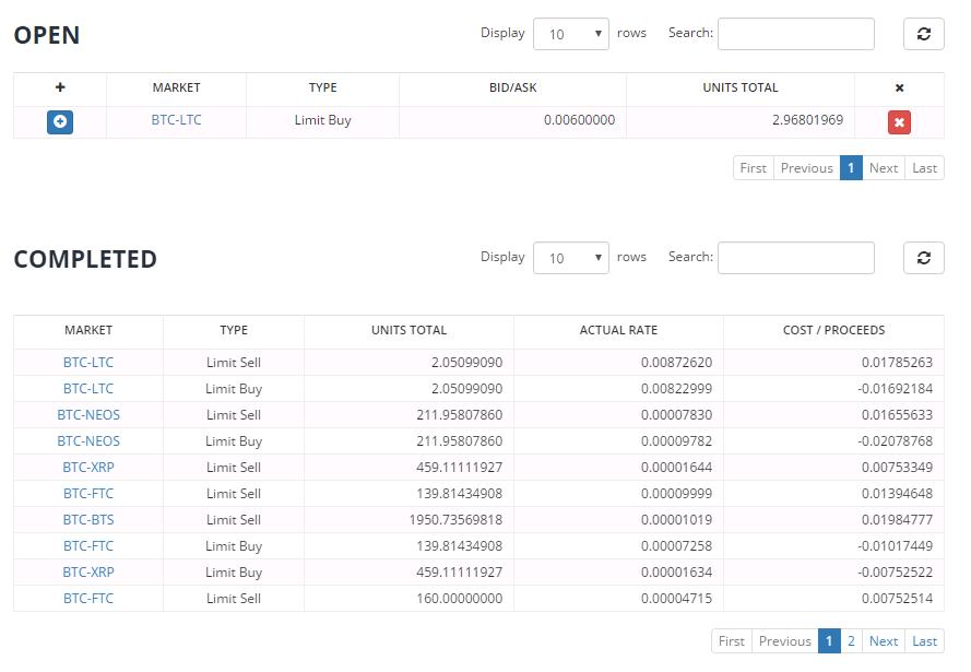 Bittrexの使い方 仮想通貨(暗号通貨)取引所の操作方法_7